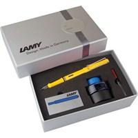 Lamy Safari Dolma Kalem Setı M G.Kutu Sarı 18Ds-M