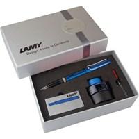 Lamy Al-Star Dolma Kalem Setı M G.Kutu Lacıvert 28Ds-M