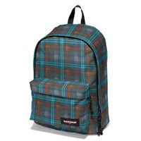 Eastpak Ek76708F Out Of Office (Checked Green) Sırt Çantaları