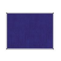 Akyazı 60x360 Duvara Monte Kumaşlı Pano (Mavi)