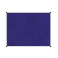 Akyazı 90x180 Duvara Monte Kumaşlı Pano (Mavi)