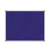 Akyazı 120x300 Duvara Monte Kumaşlı Pano (Mavi)