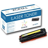 Tynox TY-11478 HP CB542A CE322A CF212A & Canon CRG-716Y Sarı Toner
