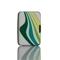Biggdesign Bhac21 Kartvizitlik Desenli Yeşil