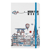 Tk Collection France Orta Boy Defter