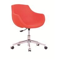 Nav Decoration Mona Çalışma Sandalyesi Kırmızı