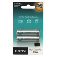 Sony Nh-Aa-B2e 2'Li 2500Mah Şarj Edilebilir Pil