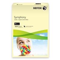Xerox Symphony Renkli Fotokopi Kağıdı A4 80gr Krem