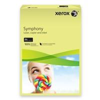 Xerox Symphony Renkli Fotokopi Kağıdı A4 80gr Kanarya Sarısı