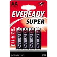 Energizer (C2-3590) Eveready Çinko Karbon AA Kalem Pil 4Lü Blister