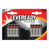 Energizer (D38-6319 ) Eveready Silver Alkalin AAA Pil 8Lİ Blister