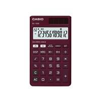 Casio Nj-120D-Rd-W-Dh-W Cep Tipi Hm