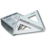 Yıldızlar Kod:094 Ekonomik Küçük Gönye Seti 16 cm