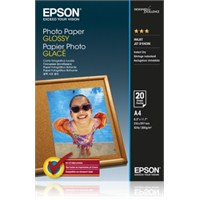Epson C13S042538 Fotoğraf Kağıdı 200 GR A4 20 Sayfa