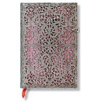 Paperblanks Blush Pink 240 Sayfa Mini Düz 95 X 140Mm. 1932-9 Defter