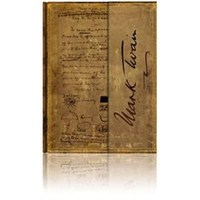 Paperblanks Mark Twain Mini Çizgili 95X140mm. 1029-0 Defter