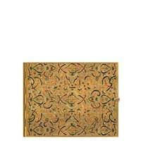Paperblanks Pb-G-2531-3 Gold Inlay 23X18 Yatay Düz Defter