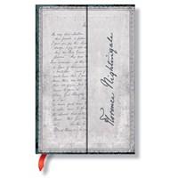 Paperblanks Pb-5-2673-0 Florence Nightingale Mini Çizgili Defter