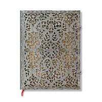 Paperblanks Silver Filigree Natural Ultra Çizgili - 180 X 230 Mm. 240 Sayfa 1927-5 Defter
