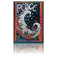Paperblanks Peace Micro Çizgili - 70 X 90Mm. 1636-6 Defter