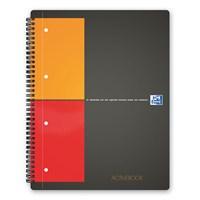 Oxford Activebook A4 80 yp Kareli