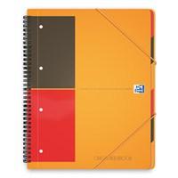 Oxford Organiserbook A4+ 24,5x31 80 yp Çizgili