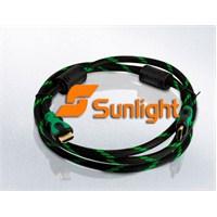 Sunlight SN8001 (1,5 mt.) HDMI Kablo