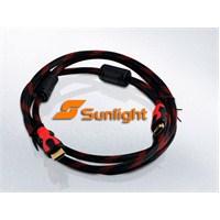 Sunlight SN8101 (1,5 mt.) Lüx HDMI Kablo