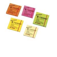 Temat 10483 Yapışkanlı Not Kağıdı 75X75 Sarı