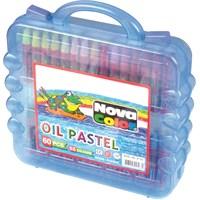 Nova Color Nc-2135 Pastel Boya 60 Renk Plastik Kutuda