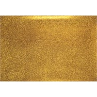 Nova Color Nc-342 Simli Karton Altın Rengi 50x70 cm 10'lu Set