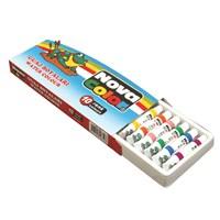 Nova Color Nc-102 Guaj Boya 10 Renk Tüp
