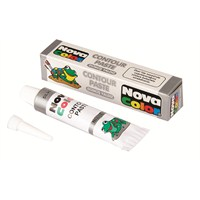 Nova Color Nc-185 Contür Paste Gümüş Renk