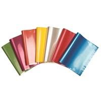 Brons Br-459 Hazır Kitap Kabı Renkli Karışık 10 'lu Set Bantlı