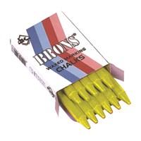 Brons Br-253 Marka Tebeşiri Sarı