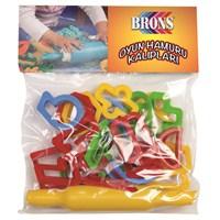 Brons Br-472 Oyun Hamuru Matematik Seti