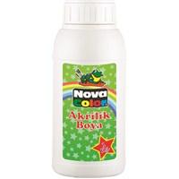 Nova Color Nc-227 Akrilik Boya 1 Kg. Kahve