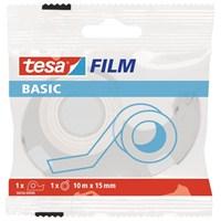 Tesa Basıc Film Görünmez Bant Kesicili 10m 15mm