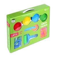 Lets L8480 Eğlence Fabrikası 10 Parça