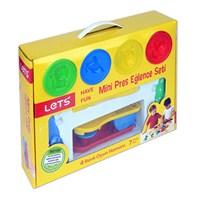 Lets L8440 Mini Pres Eğlence Seti