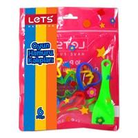 Lets L8418 Oyun Hamuru Kalıpları 6 Parça