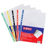 Globox Cristal Poşet Dosya 25-Li 6731
