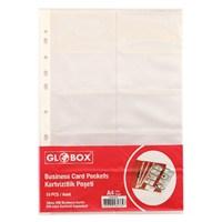 Globox Kartvizitlik Poşeti 240'Lı 6478