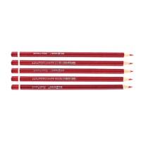 Globox Kırmızı Kurşun Kalem 12'Li 1215