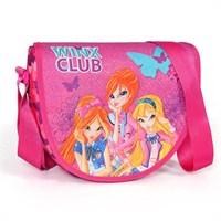 Yaygan Winx Club Kızları Postacı Çantası