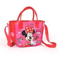 Yaygan Disney Minnie Mouse Kız Çocuk Omuz Çantası