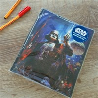 Star Wars Darth Vader Musical Notebook Müzikal Defter