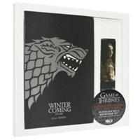 Game Of Thrones Notebook & Bookmark Set Stark Defter