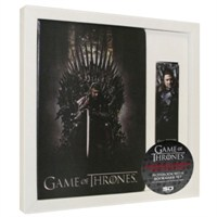 Game Of Thrones Notebook & Bookmark Iron Throne Defter