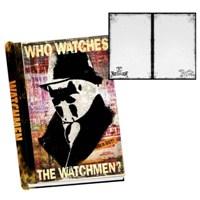 Watchmen Hardcover Journal Rorschach Defter